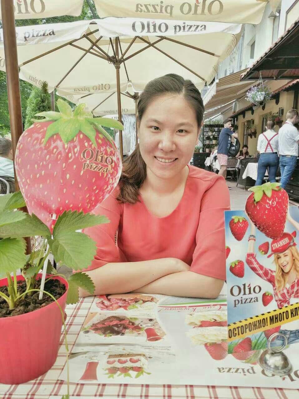 方琳 Fang Lin